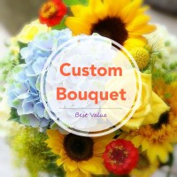 Best Value Custom Bouquet Fresh Flower